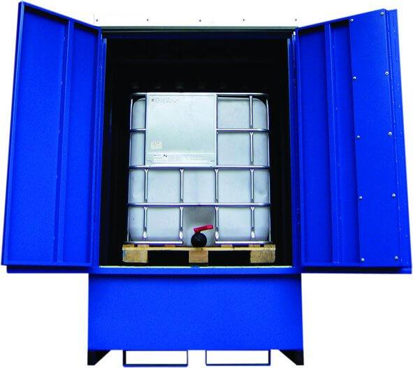 1 x IBC Dual Purpose Storage Unit
