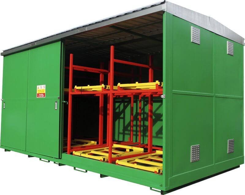 16 x IBC Storage Unit