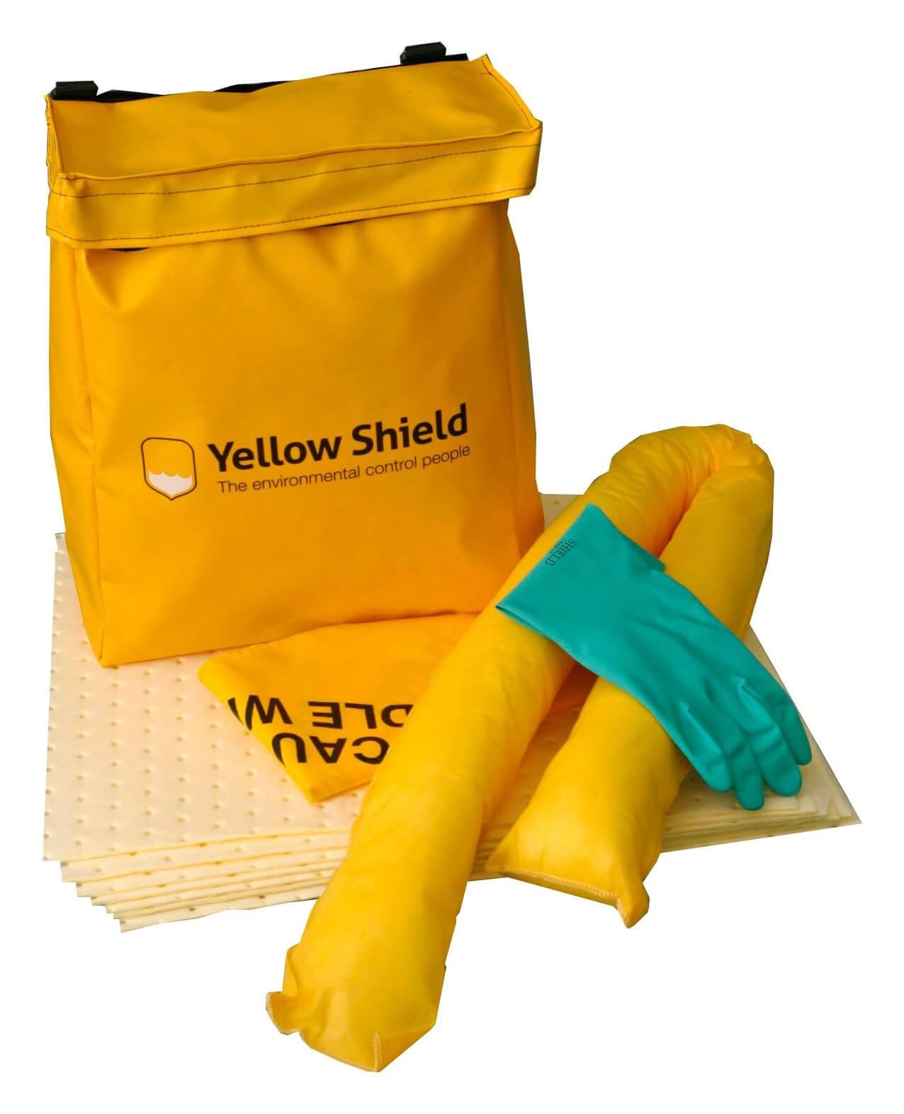 Forklift Truck Chemical Spill Kit