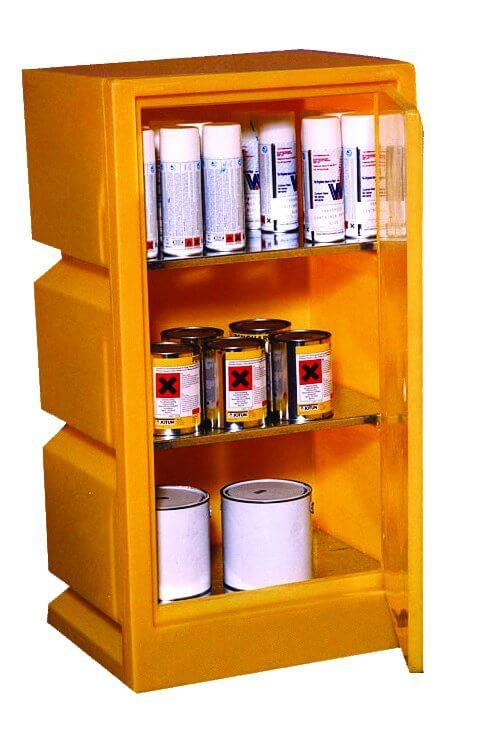 Poly Storage Cabinet 30