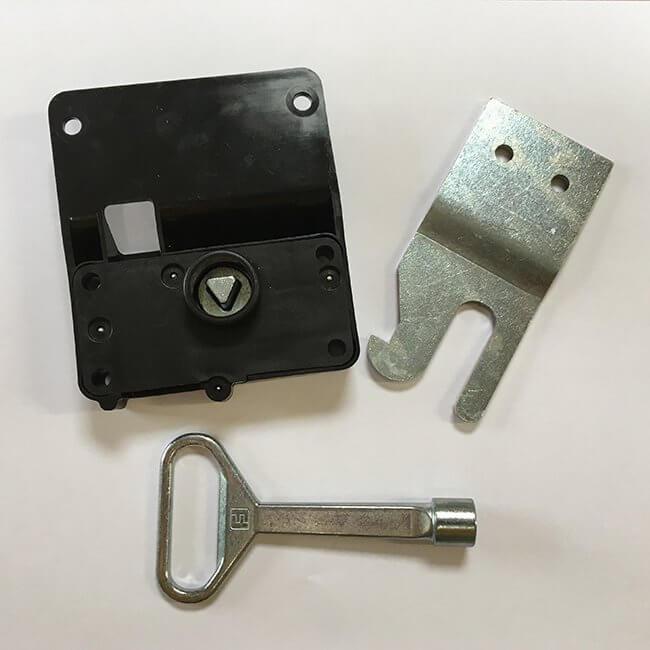 Lid Lock Components