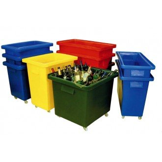 165 Litre Wheeled Container
