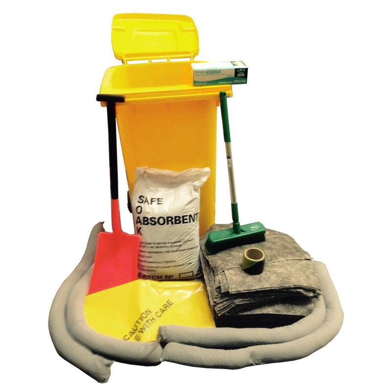 Polymer Spill Kit