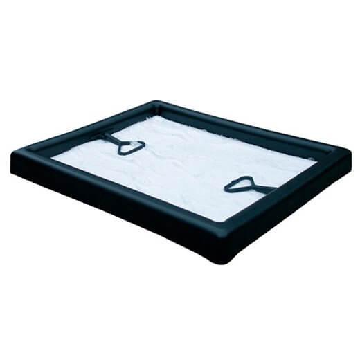 Polyethylene Spill Tray with Handles