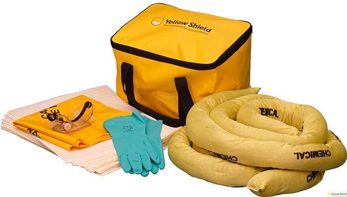 Carry Bag Chemical Spill Kit