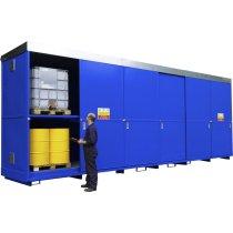 48 x Dual Purpose Drum Storage Unit