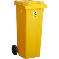 120 Litre Clinical Waste Bin