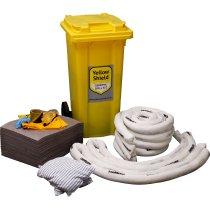 125 Litre Wheelie Bin Spill Kit