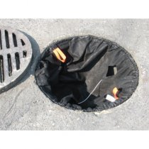 Drain Guard - Trash Debris-Sediment-Oils, Round