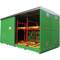64 x Dual Purpose Drum Storage Unit