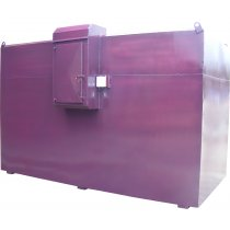 25,000 Litre Steel Bunded Waste Oil Tank