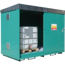 8 x Dual Purpose Drum Storage Unit