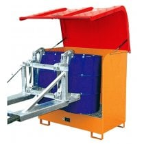 2 Drum Store - Use Excluding Flammable Liquids