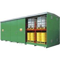 96 x Dual Purpose Drum Storage Unit