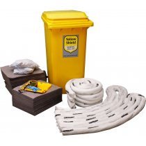 Wheelie Bin Spill Kit - 250 Litre