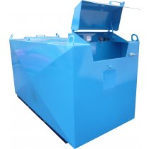 3,500 Litre Steel Bunded Fuel Tank