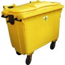 660 Litre Clinical Waste Bin