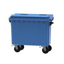 500 Litre Wheelie bin | Blue