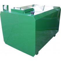 2000 Litre Steel Bunded Waste Oil Tank