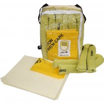 Chemical 70 Litre Clear Bag Spill Kit