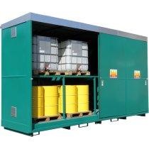 32 x Dual Purpose Drum Storage Unit