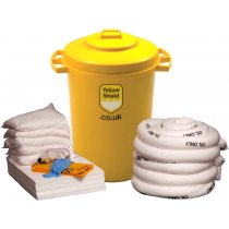 Pail Oil Spill Kit