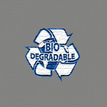 Bio-degradable bags (Grey)