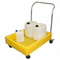 Small Container Trolley
