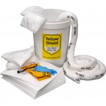 Bucket Oil Spill Kit