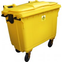 660 Litre Clinical Waste Bin