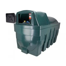 2,500 Litre Plastic Bunded Fuel Tanks (Horizontal)