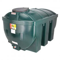 1,235 Litre Plastic Oil Storage Tanks (Horizontal)