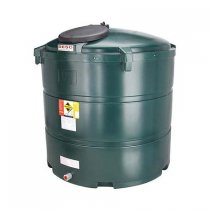 1,340 Litre Plastic Oil Storage Tanks (Vertical)