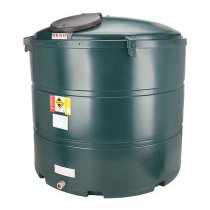 2,445 Litre Plastic Oil Storage Tanks (Vertical)