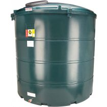 5,000 Litre Plastic Oil Storage Tanks (Vertical)