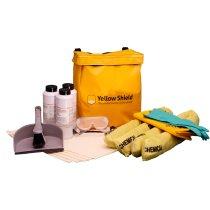 Formaldehyde spill kit