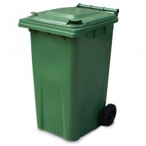 240 Litre Wheelie Bin | Green