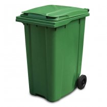 360 Litre Green Wheelie Bin - Main