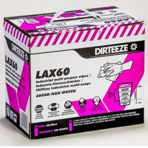 Dirteeze Lax 60 Low Lint Rags | Pk 1