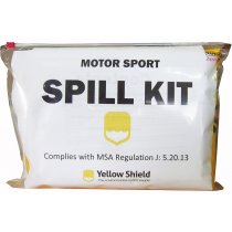 Motor Sport Spill Kit MSA approved - Standard