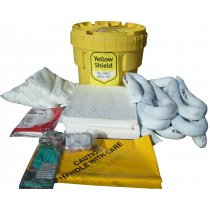 Overpack Oil Spill kit (90 Litre)