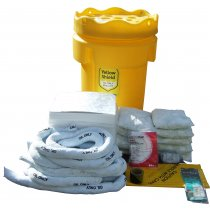 Overpack Oil Spill Kit