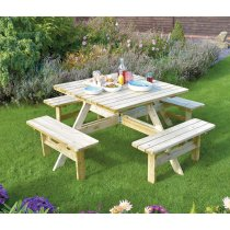Picnic Table - Square