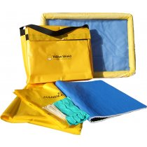Plant Nappy Shoulder Bag Spill Kit