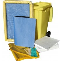 Plant Nappy Wheelie Bin Spill Kit