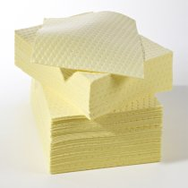 Premium Non Linting Chemical Absorbent Pads