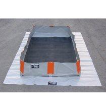 Protective Mat Inside Fastank Bund