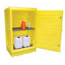 Poly Storage Cabinet 100