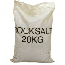 Rock Salt 20kg bag