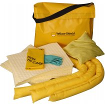 Shoulder Bag Chemical Spill Kit - 50 Litre
